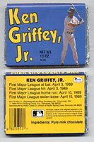 1989 Pacific KEN GRIFFEY JR. chocolate bar