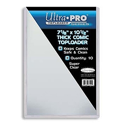 Ultra Pro Top Loader (7-1/2