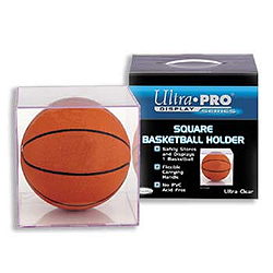 Ultra Pro Square Acrylic Basketball Holder