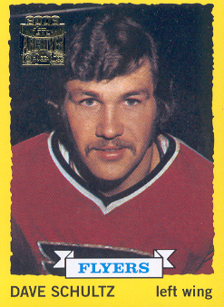 2001-02 Topps Archives #66 Dave Schultz