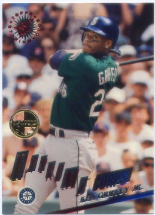 1995 Stadium Club Members Only Parallel #521 Ken Griffey Jr. EC