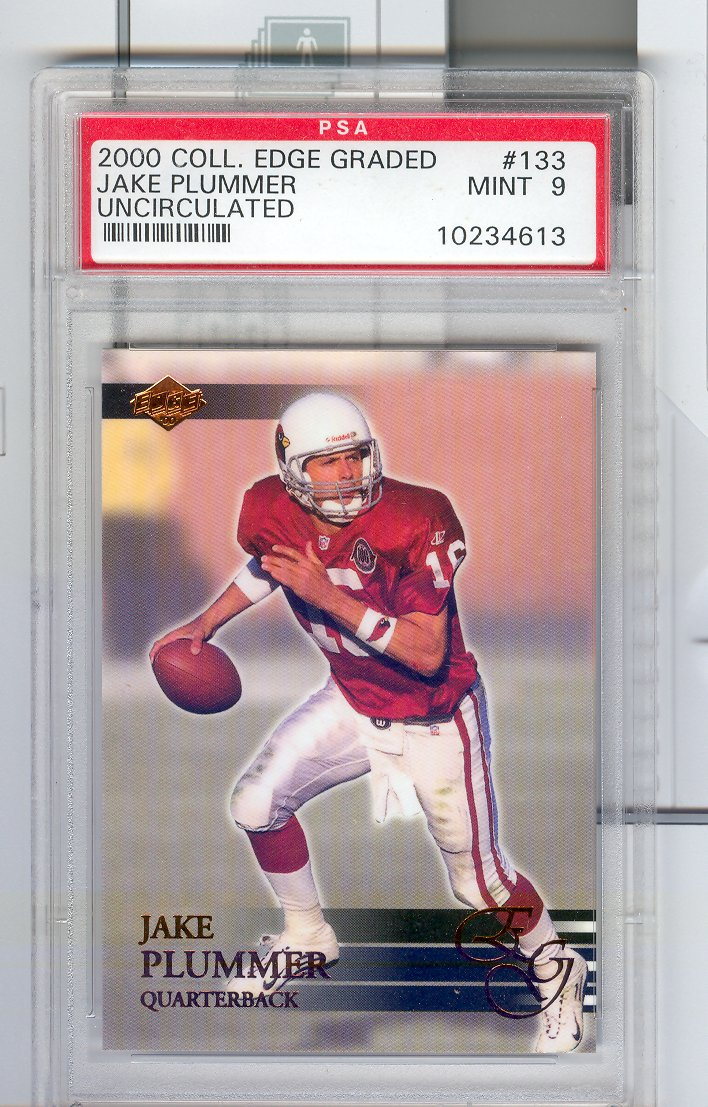 2000 Collector's Edge EG  #118  Steve Young   PSA Graded Mint 10   Uncirculated $30.00