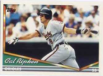 1994 Topps Spanish #200 Cal Ripken