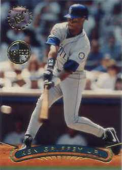 1996 Stadium Club Members Only Parallel #105 Ken Griffey Jr.
