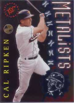 1996 Stadium Club Members Only Parallel #M7 Cal Ripken