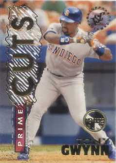 1996 Stadium Club Members Only Parallel #PC4 Tony Gwynn