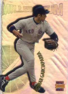 1997 Stadium Club Members Only Parallel #M37 Nomar Garciaparra