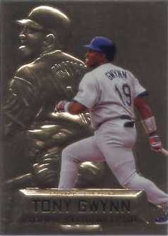 1997 Stadium Club Members Only Parallel #PG6 Tony Gwynn