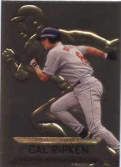 1997 Stadium Club Members Only Parallel #PG16 Cal Ripken