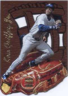 1997 Stadium Club Members Only Parallel #PL4 Ken Griffey Jr.