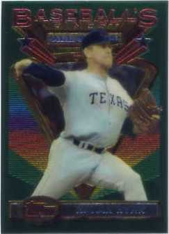 1993 Finest #107 Nolan Ryan AS