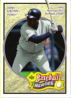 2005 Upper Deck Baseball Heroes #84 Tony Gwynn