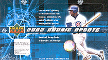 2002 Upper Deck Rookie Update Baseball Box