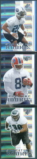2005 SPx #149 Kevin Everett RC