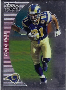 2005 Topps Draft Picks and Prospects Chrome #29 Torry Holt