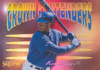 1994 Select Crown Contenders #CC10 Ken Griffey Jr.