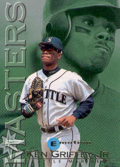 1995 Emotion Masters #3 Ken Griffey Jr.