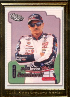2003-04 Press Pass 10th Anniversary Earnhardt Gold #TA26 Dale Earnhardt