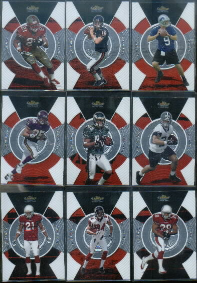 2005 Finest #124 Roddy White RC