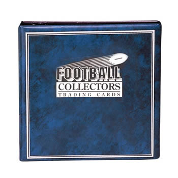 FOOTBALL CARD ALBUM 3