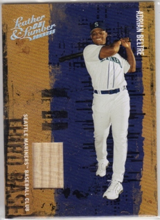 2005 Leather and Lumber Materials Bat #2 Adrian Beltre/100