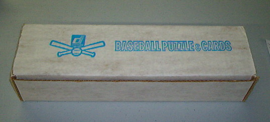 1983 Donruss Baseball FACTORY SEALED SET