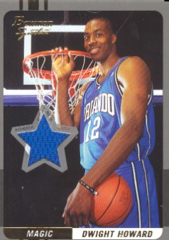 2004-05 Bowman Signature Edition 50 #56 Dwight Howard JSY