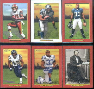 2005 Topps Turkey Red Red #216 Darren Sproles