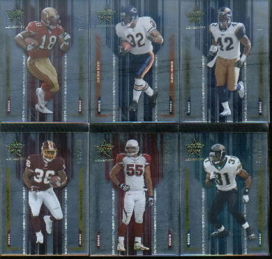 2005 Leaf Rookies and Stars Longevity #183 Nehemiah Broughton RC