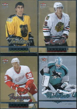 2005-06 Ultra Gold #211 Duncan Keith
