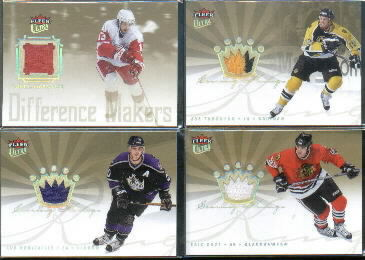 2005-06 Ultra Scoring Kings Jerseys #SKJED Eric Daze