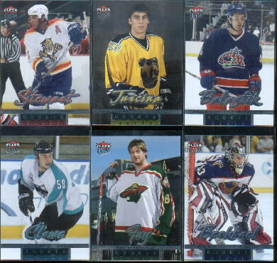2005-06 Ultra #241 Ryane Clowe RC