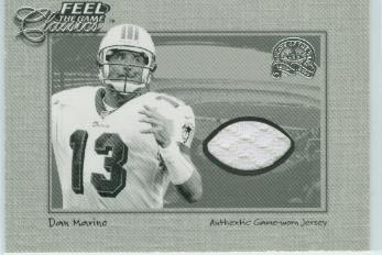 2000 Greats of the Game Feel The Game Classics #12 Dan Marino Wht