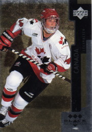 1997-98 Black Diamond Triple Diamond #150 Vincent Lecavalier