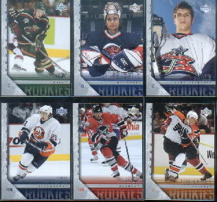 2005-06 Upper Deck #457 Thomas Vanek YG RC