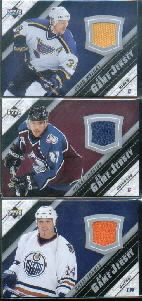 2005-06 Upper Deck Jerseys Series II #J2RT Raffi Torres