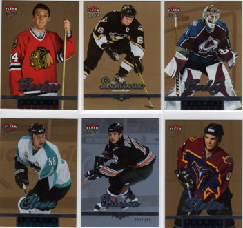 2005-06 Ultra Gold #241 Ryane Clowe