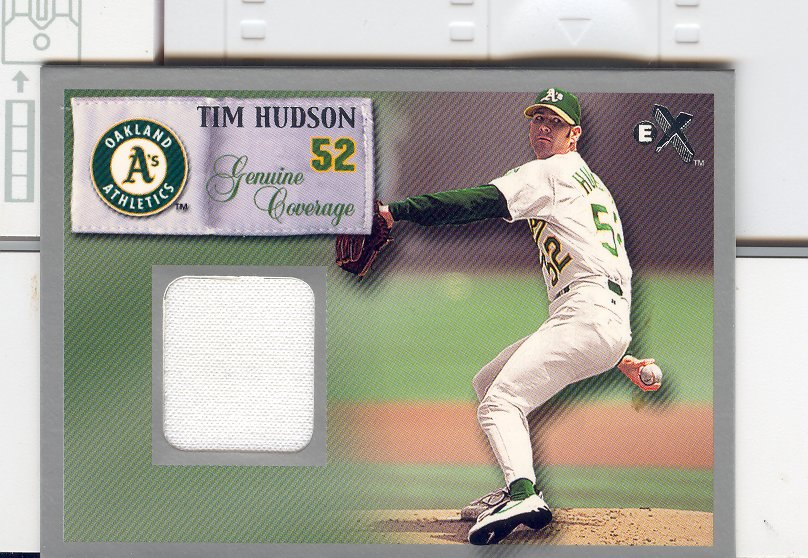 2000 E-X Genuine Coverage #52 Tim Hudson