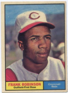 1961 Topps #360 Frank Robinson