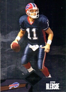 2004 Leaf Limited #34 Drew Bledsoe