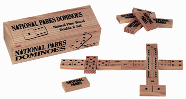 National Parks Dominoes Set