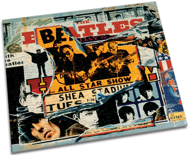 Beatles Anthology Jigsaw Puzzle #2