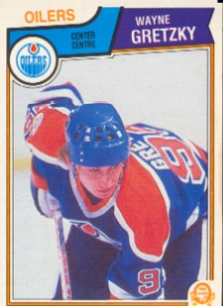1983-84 O-Pee-Chee #29 Wayne Gretzky