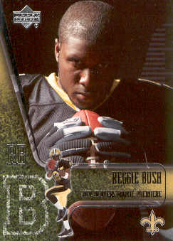 2006 Upper Deck Rookie Premiere #2 Reggie Bush