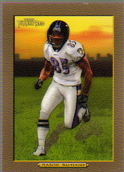 2005 Topps Turkey Red Gold #69 Derrick Mason