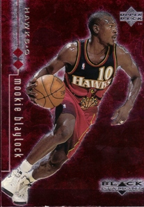 1998-99 Black Diamond Double Diamond #16 Mookie Blaylock