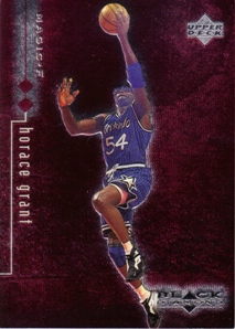 1998-99 Black Diamond Double Diamond #65 Horace Grant