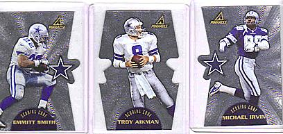 1997 Pinnacle Scoring Core #2 Troy Aikman