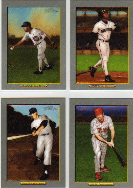 2006 Topps Turkey Red #586 Mickey Mantle RET