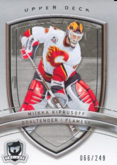 2005-06 The Cup #19 Miikka Kiprusoff